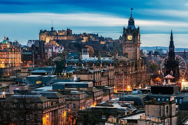 Dublín, Killarney Edinburgo, Tierras Altas, Stirling, Glasgow