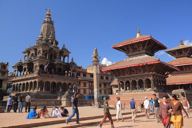 INDIA Y NEPAL