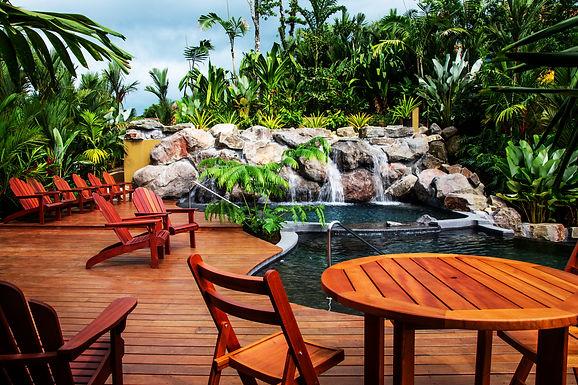 Amor Arenal big pool