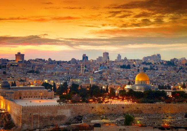ISRAEL Y EL MAR MUERTO