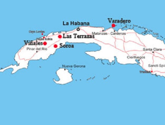 La Habana, Varadero