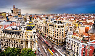 DE MADRID A AMSTERDAM
