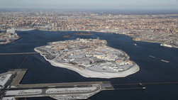 Islas de New York City