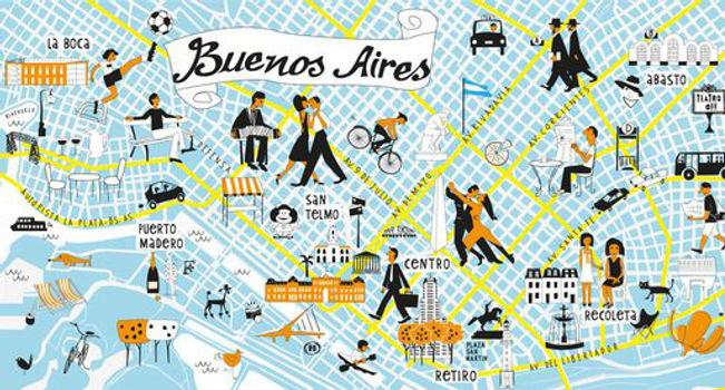 BUENOS AIRES IGUAZU Y RIO DE JANEIRO
