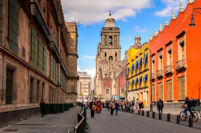 RECIBÍ EL 2020 EN MÉXICO