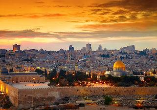 Jerusalem, Nazaret, San Juan de Acre, Haifa, Tel Aviv
