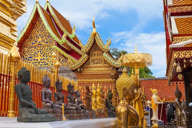 TAILANDIA Y SUS CONTRASTES