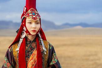 LA BELLEZA DE MONGOLIA