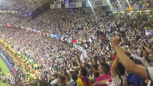 FINAL DE LA UEFA
