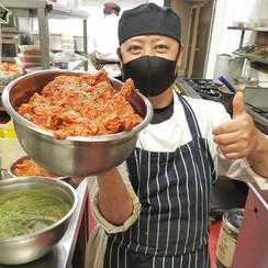 Nottingham tandoori chef