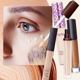 BEST CONCEALERS; RATED BY THE PRO'S