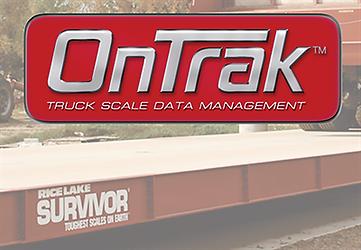 OnTrak™ Truck Scale Data Management