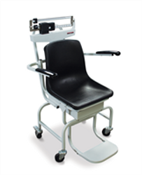 Rice Lake Mechanical Chair Scale - lb or kg