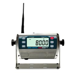 MSI-8000HD Weight Indicator/RF Remote Display