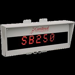 SB250 – 2.6-in LED