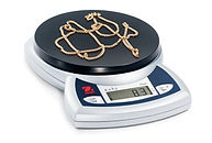 ohaus jewelry scale