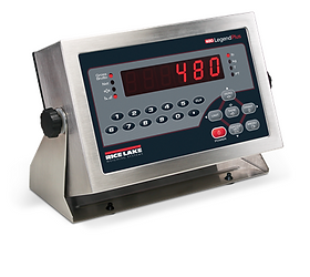480/482 Legend™ Series Digital Weight Indicator