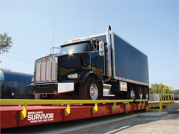 SURVIVOR® OTR Steel Deck Truck Scale
