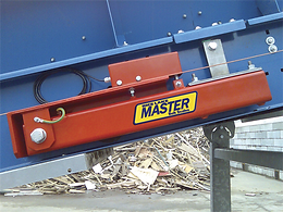 221DB Master Belt Scale Weigh Frame
