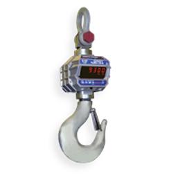 MSI-9300HT Hi-Torque Port-A-Weigh Plus CellScale™ RF Crane Scale