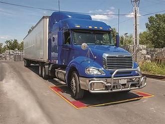 SURVIVOR® OTR Axle Truck Scale