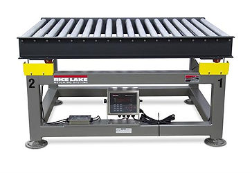 Motoweigh Roller Top Scale - Manual Roller Top Checkweigher