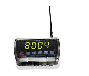 MSI-8004HD Indicator and RF Remote Display