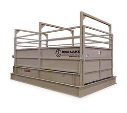 Mechanical Stationary Livestock Scale - MAS-LM