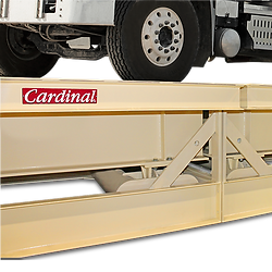 PRL Self-Contained Truck Scale