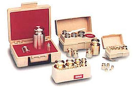 ohaus calibration weights