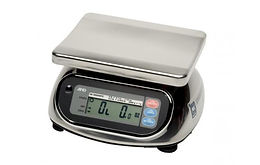 SK-WP Series Compact Bench Scales