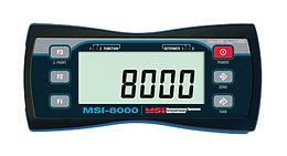 MSI-8000 RF Remote Display
