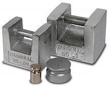 cardinal calibration weights