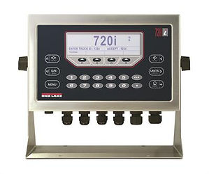 720i™ Programmable Weight Indicator and Controller