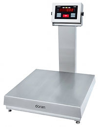 """4300 SS Checkweigher with 20"""" Column"""