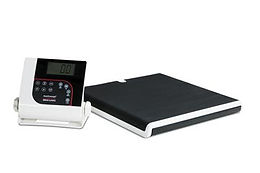 160-10-7N Digital Athletic Scale Low-Profile