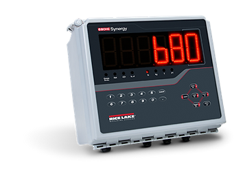 680HE Synergy Series Hostile Environment Digital Weight Indicator