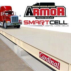 ARMOR® Steel Deck Truck Scale