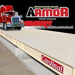 ARMOR® Steel Deck Truck Scale