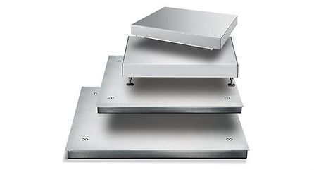 Combics Explosion Proof Bench and Platform Scales
