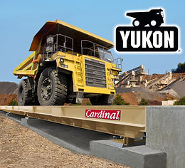 Yukon Off-Road Concrete Deck Truck Scales