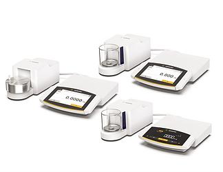 Sartorius Cubis II Ultra-Micro/Micro Balances
