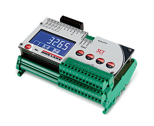SCT-40 Signal Conditioning Transmitter and Weight Indicator Display