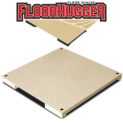 FloorHugger Extra Heavy-Duty Floor Scales