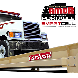 ARMOR® Portable Truck Scale