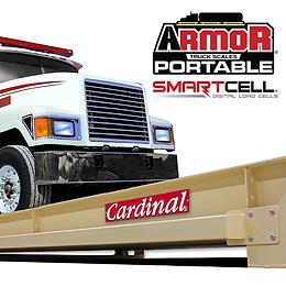 ARMOR® Portable Truck Scale