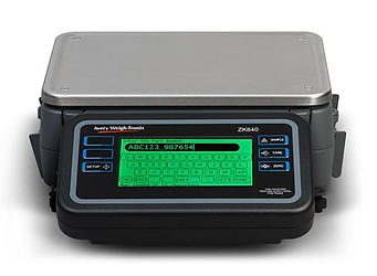 ZK840 High Resolution Digital Counting Scale