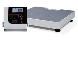 150-10-7 Digital Physician Scale Floor-Level