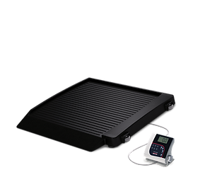 350-10-7 Single-ramp Wheelchair Platform Scale