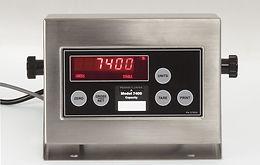 7400 Scale Indicator
